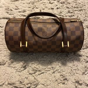 Louis Vuitton Papillon 26 (Damier Ebene)